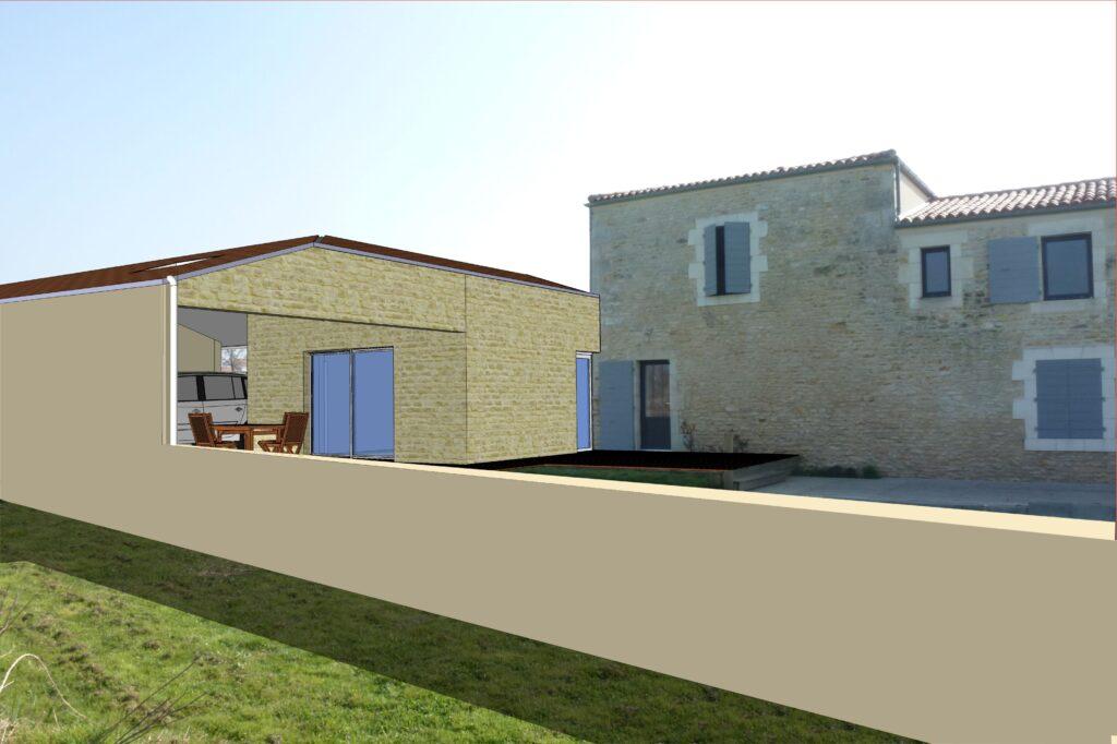 Extension - Permis de construire 4