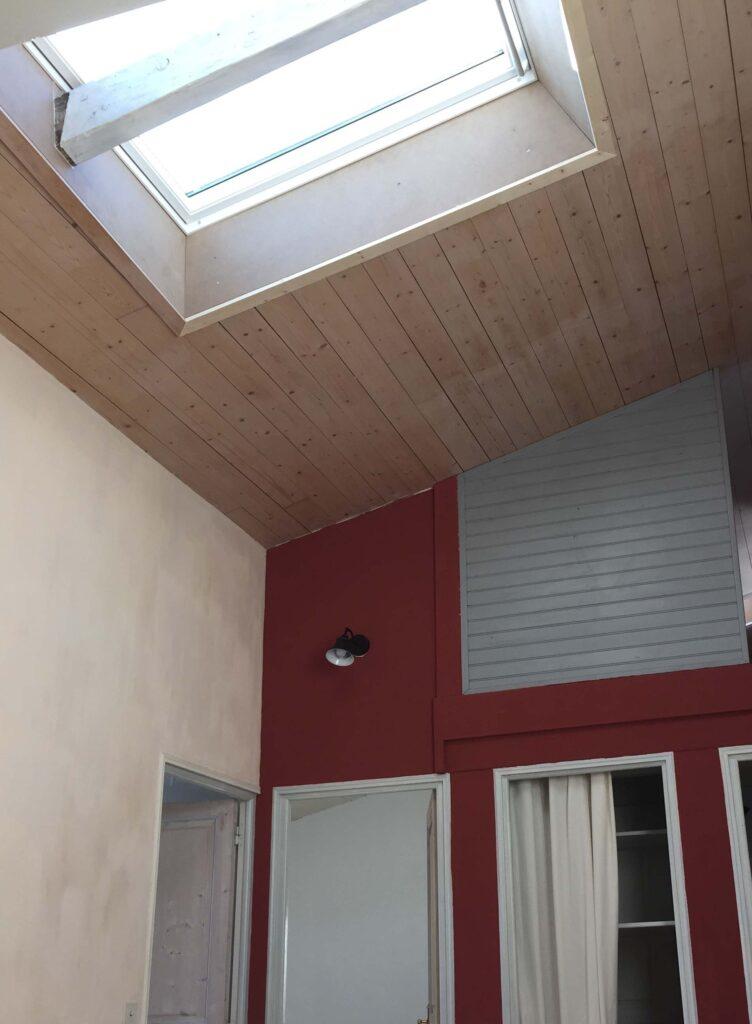 Habillages Fenêtres de toit - Courry 3
