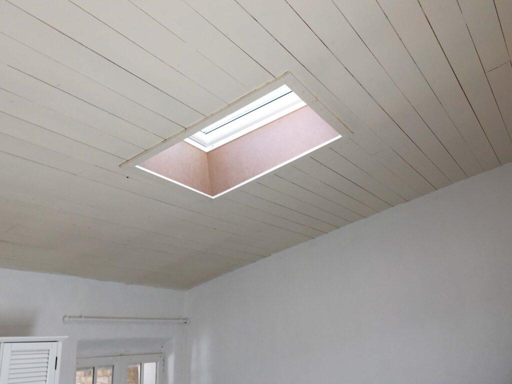 Habillages Fenêtres de toit - Courry 4