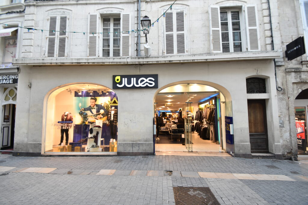 Magasin Jules - Documents graphiques 1