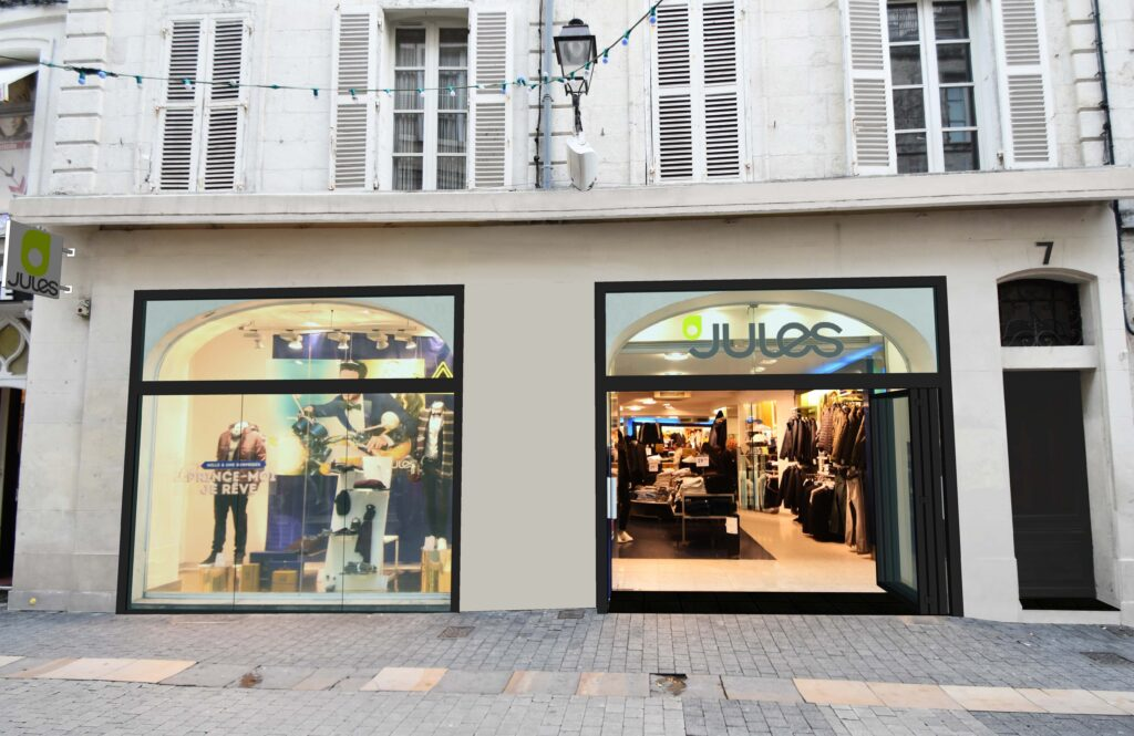 Magasin Jules - Documents graphiques 2