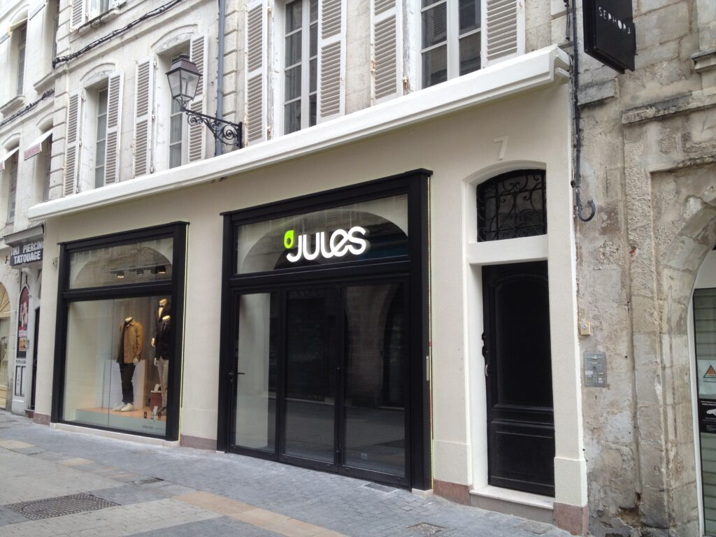 Magasin Jules - Documents graphiques 3
