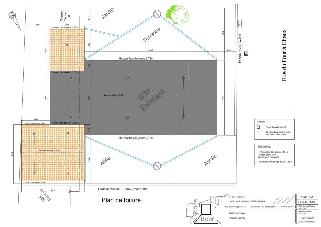 Préau - Extension 2