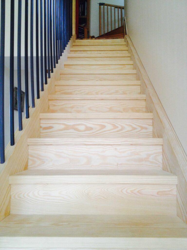 Plan Escalier - Chamborigaud 3