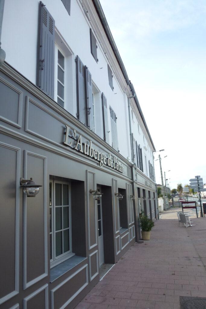Restaurant - Permis d'aménagement 5