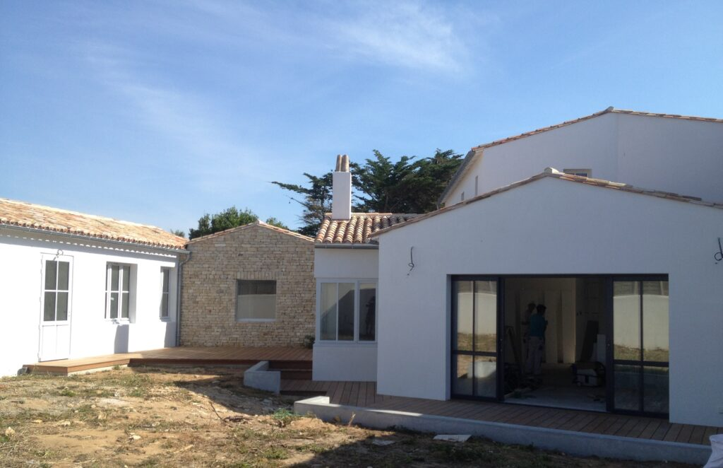 Terrasse - Barjac 1