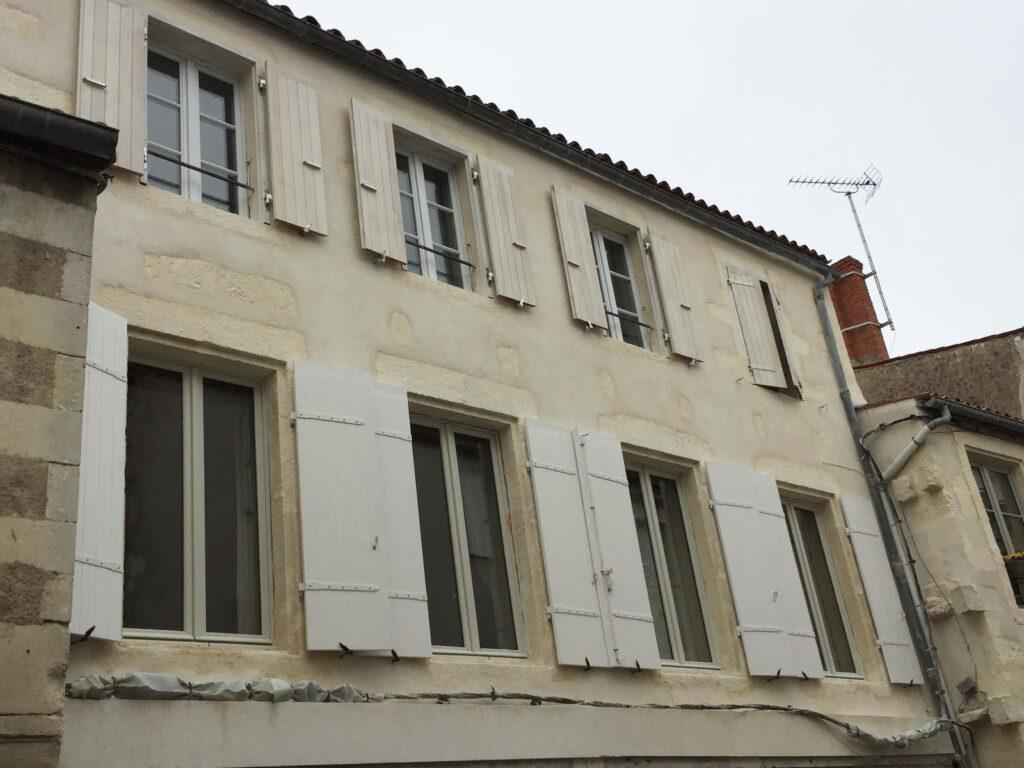 Volets - Ravalement de façade - Saint-Ambroix 3