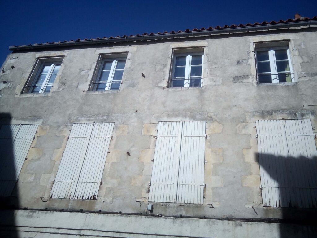 Volets - Ravalement de façade - Saint-Ambroix 4